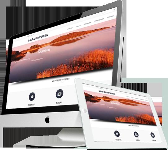 WebDesign auf Rügen