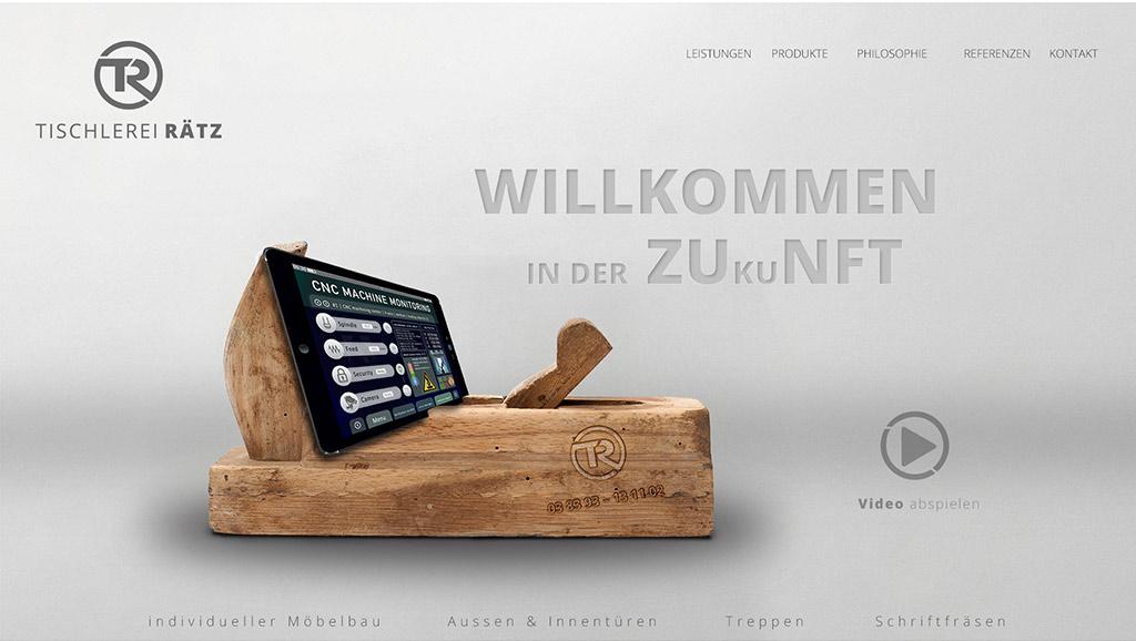 Webdesign Rügen